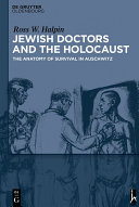 Jewish Doctors and the Holocaust