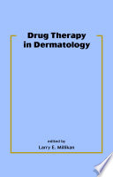 Drug Therapy In Dermatology Book PDF
