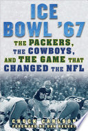 Ice Bowl  67 Book