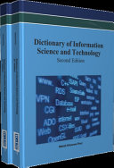 Dictionary of Information Science and Technology [Pdf/ePub] eBook