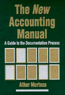 The New Accounting Manual