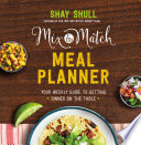 Mix and Match Meal Planner Book PDF