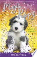 Magic Puppy  School of Mischief Book
