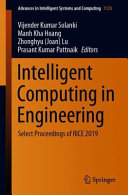 Intelligent Computing in Engineering