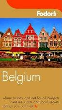Fodor S Belgium Fodor S Travel Guide