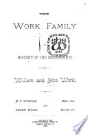 The Work Family Book