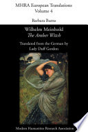 Wilhelm Meinhold The Amber Witch Translated By Lady Duff Gordon