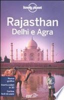 Guida Turistica Rajasthan, Delhi e Agra Immagine Copertina