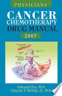 Physicians  Cancer Chemotherapy Drug Manual