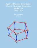 Applied Discrete Structures - Part 2- Algebraic Structures ebook