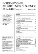 International Atomic Energy Agency Bulletin