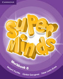 Super Minds Level 6 Workbook