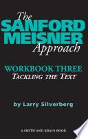 The Sanford Meisner Approach Book