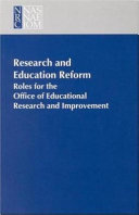 Research and Education Reform