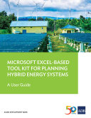 Microsoft Excel Based Tool Kit for Planning Hybrid Energy Systems