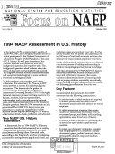 Focus on NAEP