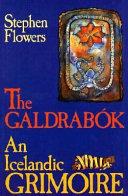 The Galdrabók