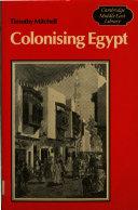 Colonising Egypt