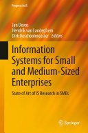 Information Systems for Small and Medium sized Enterprises