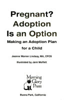 Pregnant? Adoption is an Option