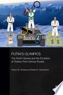 Putin S Olympics