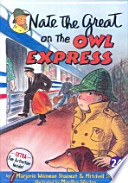 NATE THE GREAT ON THE OWL EXPRESS(CD1장포함)(Nate the Great 시리즈 (Book & CD) 24)(챕터북)