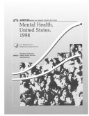 Mental Health  United States  1998