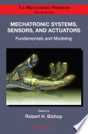 Mechatronic Systems  Sensors  and Actuators Book