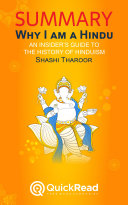 """Summary of: """"Why I am a Hindu"""" by Shashi Tharoor - Free book by QuickRead.com"""
