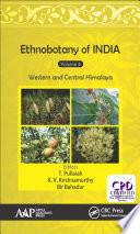 Ethnobotany of India  Volume 4