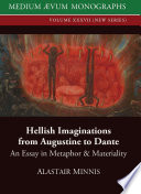 Hellish Imaginations from Augustine to Dante