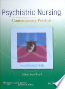 """Psychiatric Nursing: Contemporary Practice"" by Mary Ann Boyd"