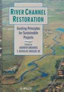 River Channel Restoration Book