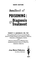 Handbook Of Poisoning Book PDF