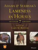 Adams and Stashak s Lameness in Horses