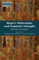 Hegel's Philosophy and Feminist Thought