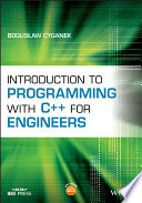 Introduction to Programming with C   for Engineers