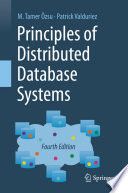 Principles of Distributed Database Systems Book