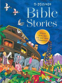 5 Minute Bible Stories Book