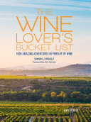 Pdf The Wine Lover's Bucket List