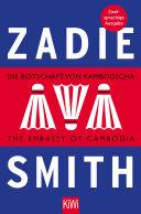 Die Botschaft von Kambodscha / The Embassy of Cambodia
