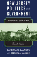 New Jersey Politics and Government [Pdf/ePub] eBook