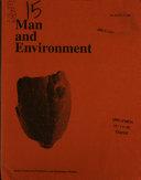 Man   Environment