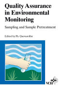 Quality Assurance in Environmental Monitoring [Pdf/ePub] eBook