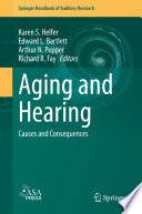 Aging and Hearing Book