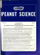 Peanut Science