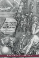 Pdf Philosophical Melancholy and Delirium