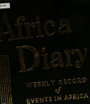 Africa Diary