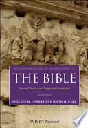 A Contemporary Introduction to the Bible