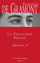 Pdf La treizième heure - Mémoires, 4 Telecharger